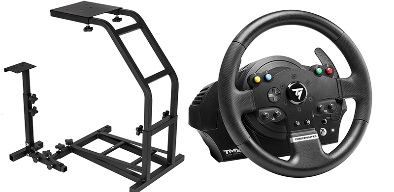 Racing Sim Hardware on the Cheap